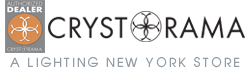 Crystorama Lighting Lights. A Lighting New York store and authorized Crystorama Lighting dealer.